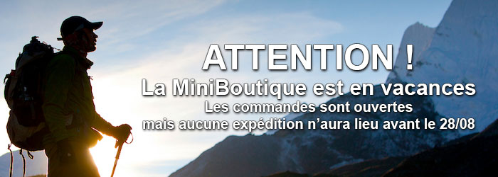 ATTENTION VACANCES